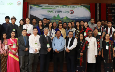 The 5th Asian Organic Youth Forum – Nagaland, India
